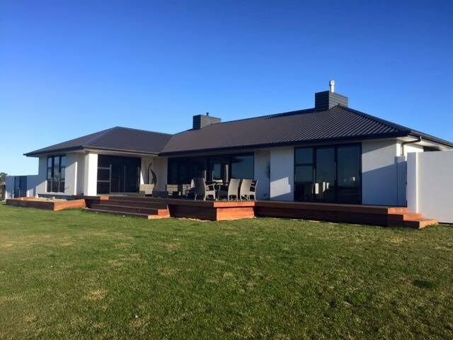 Exterior New Build Plasters Christchurch