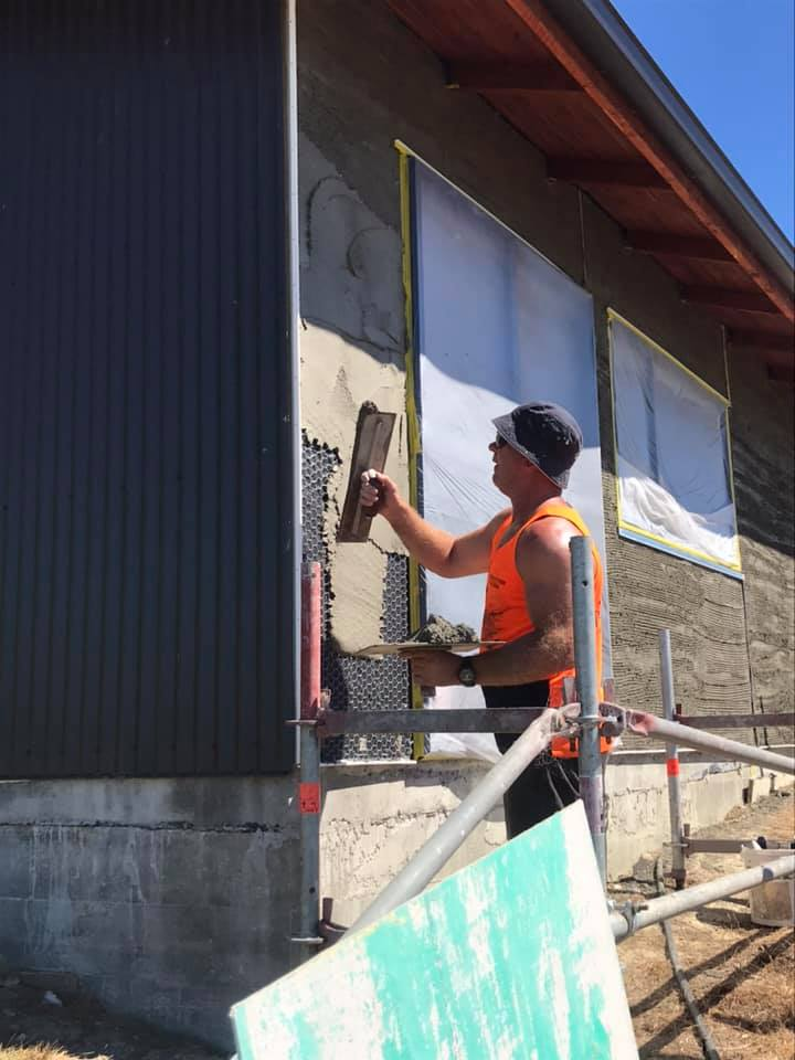 Exterior Plasterers Christchurch and Canterbury.